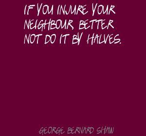 Halves quote #1