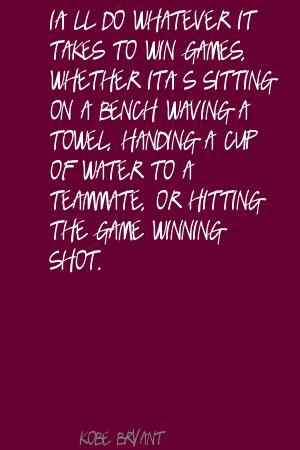 Handing quote #1