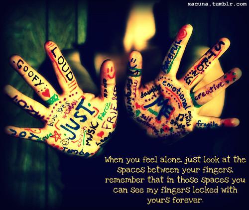 Hands quote #1