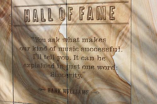 Hank Williams quote #2