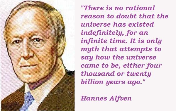 Hannes Alfven's quote #2