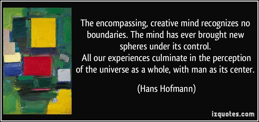 Hans Hofmann's quote #4