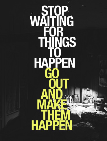 Happen quote #5