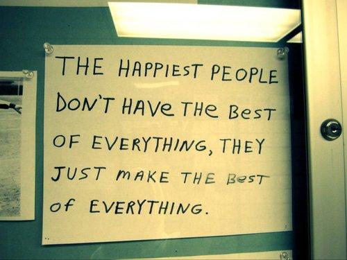 Happiest quote #1