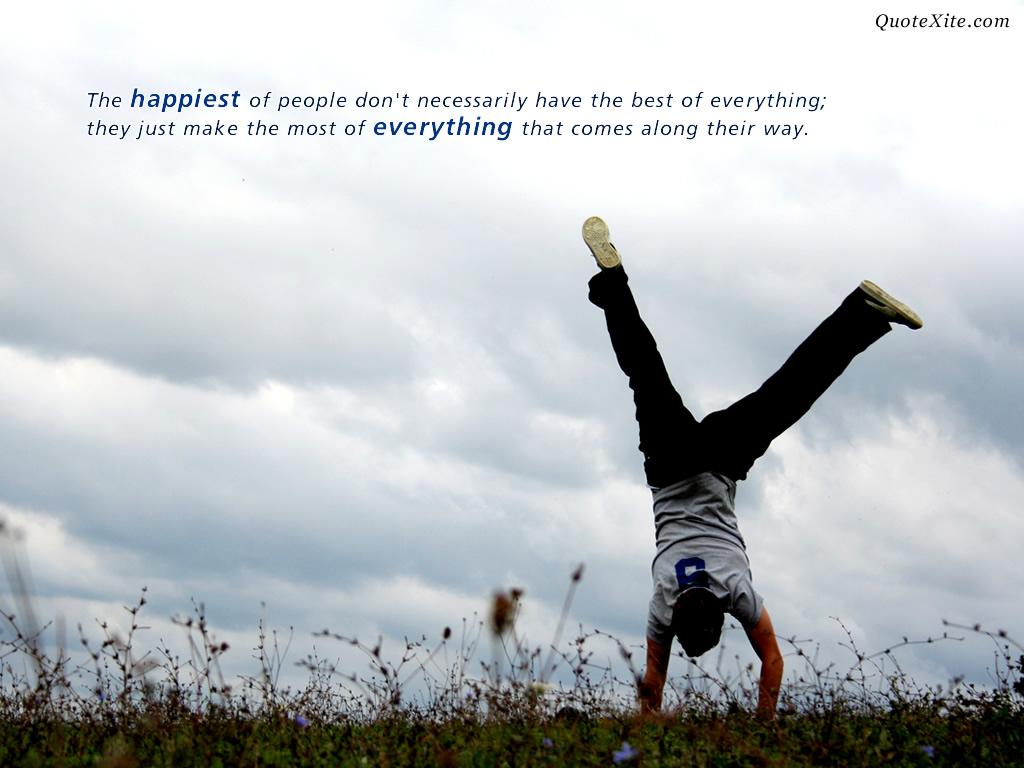 Happiest quote #6