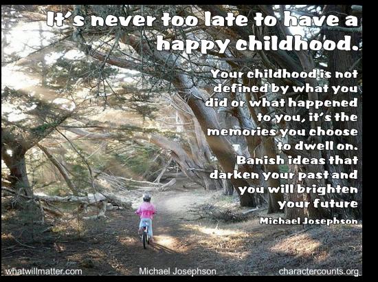 Happy Childhood quote #1