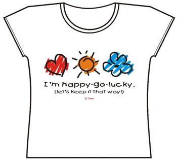 Happy-Go-Lucky quote #1