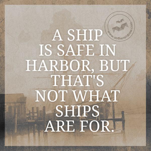 Harbor quote #4