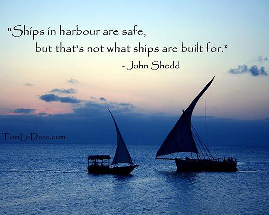 Harbour quote #1