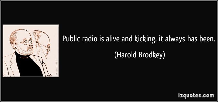 Harold Brodkey's quote #3