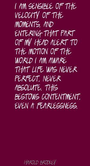 Harold Brodkey's quote #7