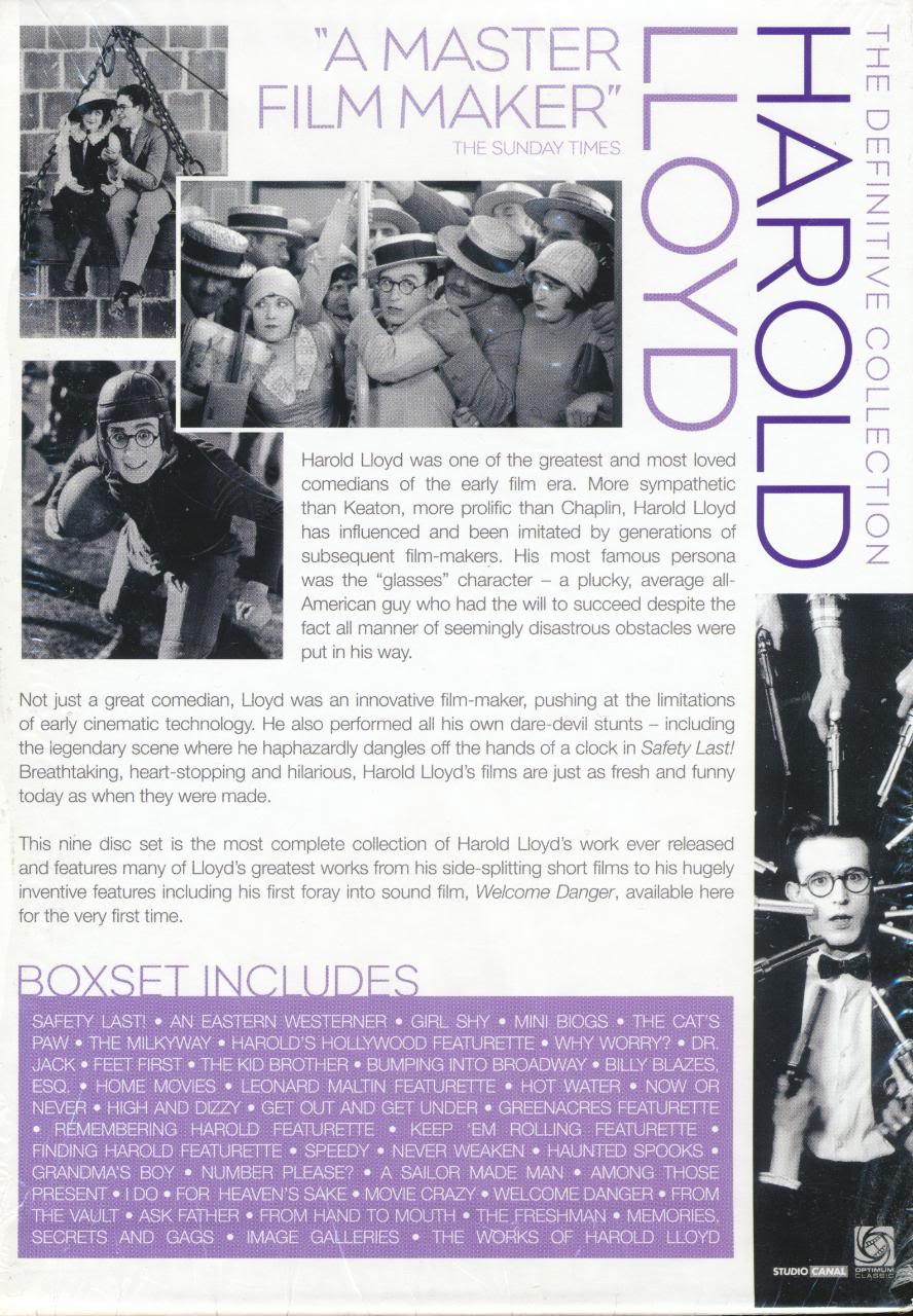 Harold Lloyd's quote #1