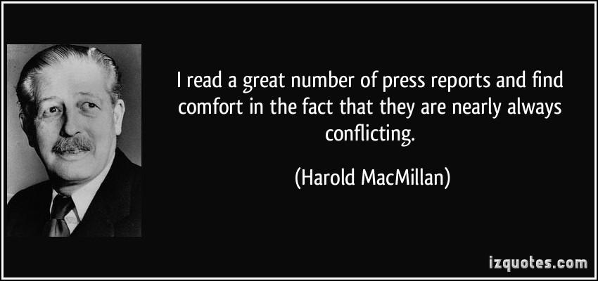 Harold MacMillan's quote #4