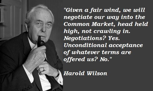 Harold Wilson's quote #6