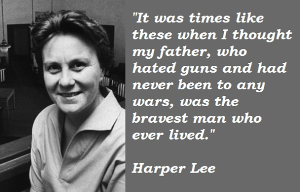 Harper Lee's quote #2