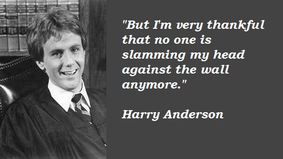 Harry Anderson's quote #2