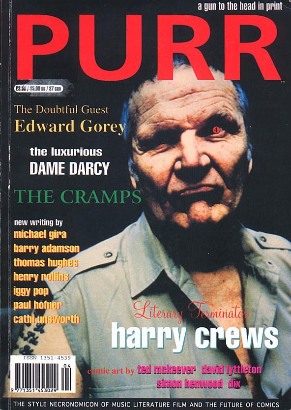 Harry Crews's quote #2
