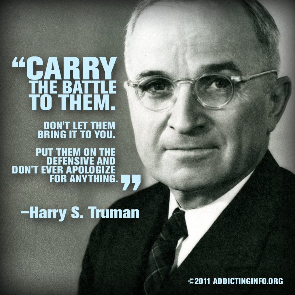 the plan to end the war by president harry truman Wwii 70 years later: truman viewed bomb as 'tragic,' necessary when franklin roosevelt died on april 12, 1945, harry truman suddenly found himself president — without a clue that he would soon have to make a decision that would change the world.