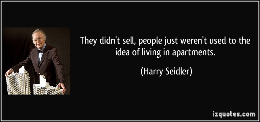 Harry Seidler's quote #5