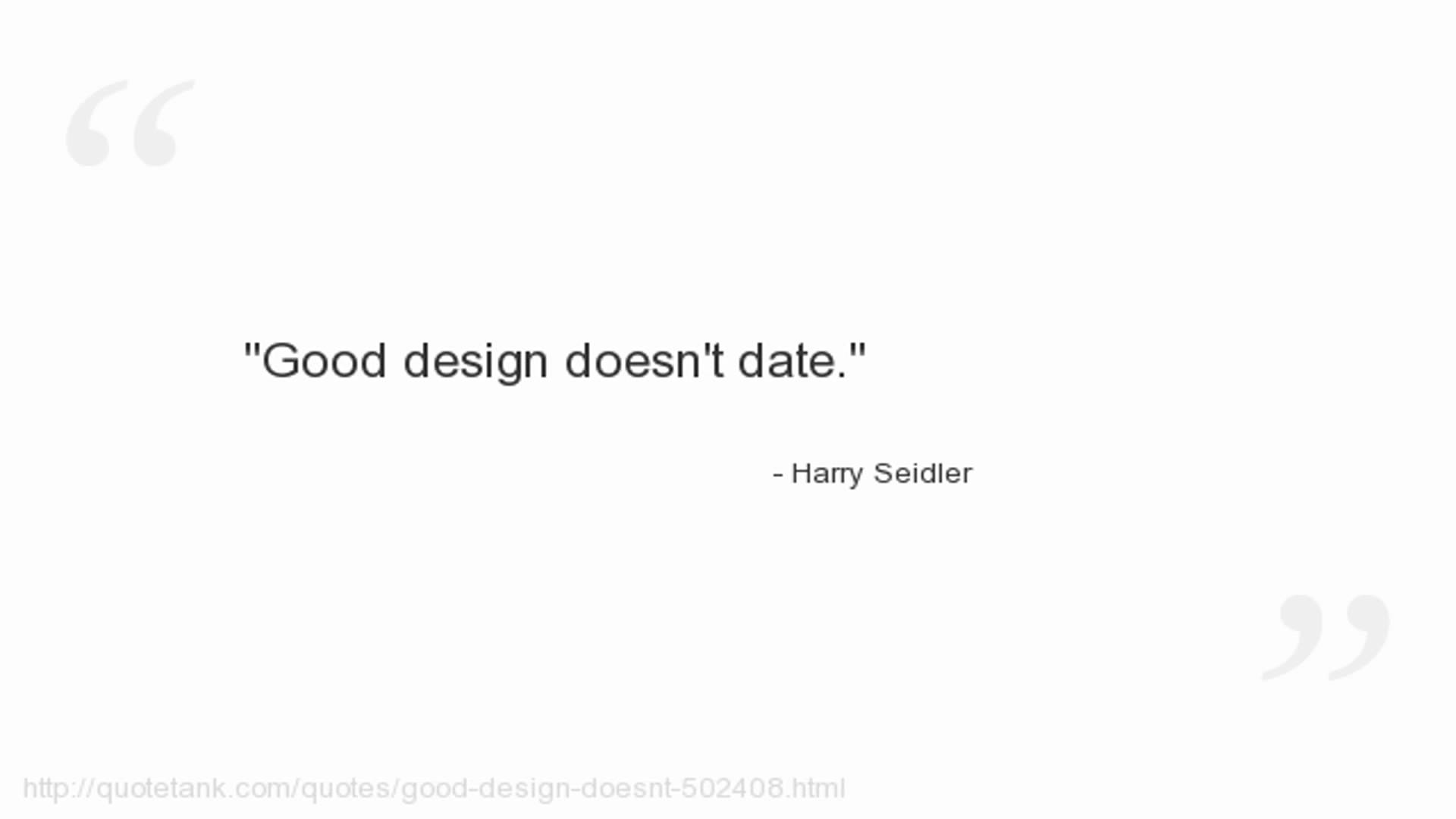 Harry Seidler's quote #7