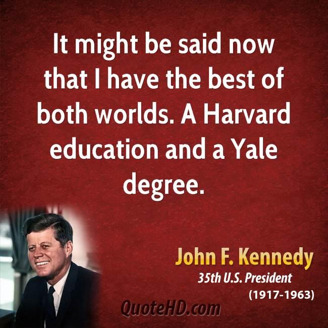 Harvard quote #2