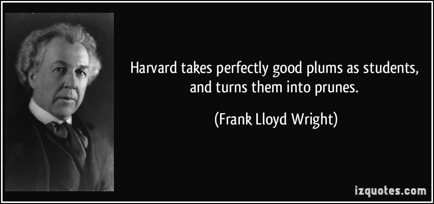 Harvard quote #3