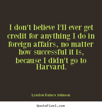Harvard quote #4