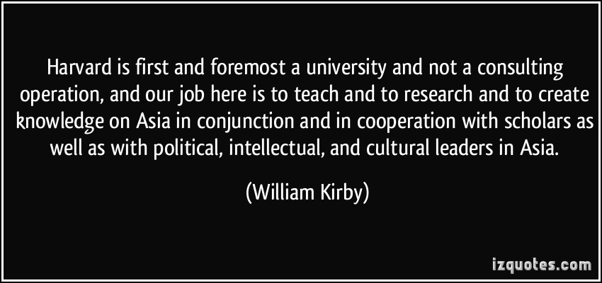 Harvard quote #6