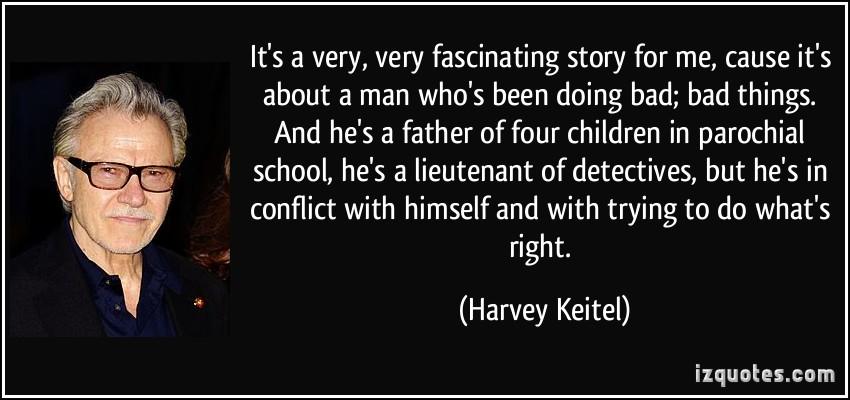 Harvey Keitel's quote #6