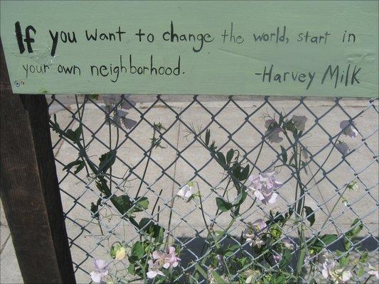 Harvey Milk's quote #3