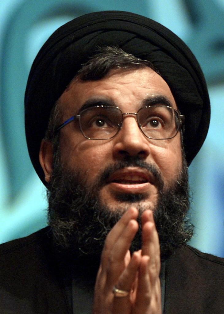 Hassan Nasrallah's quote #8
