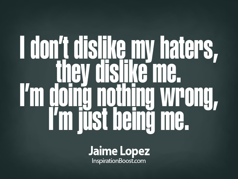 Hate quote #3