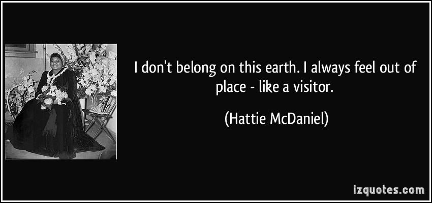 Hattie McDaniel's quote #7
