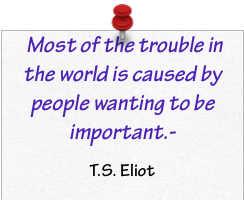 Haughty quote #1