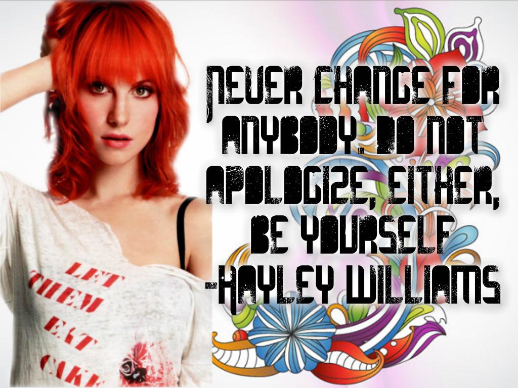 Hayley Williams's quote #5
