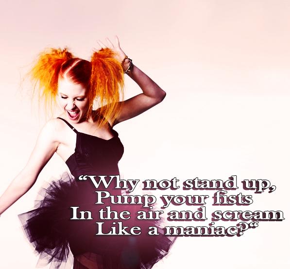 Hayley Williams's quote #7
