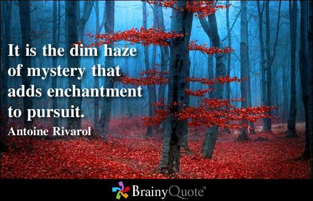 Haze quote #1