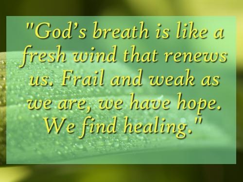 Heals quote #1
