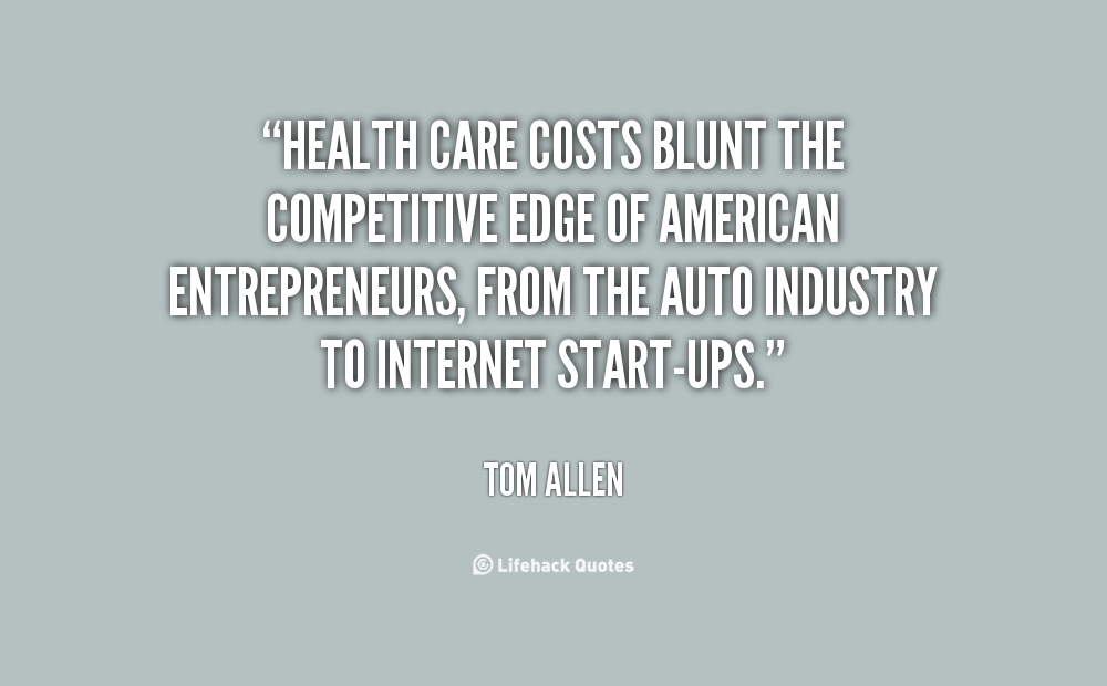 Health Care Costs quote #2