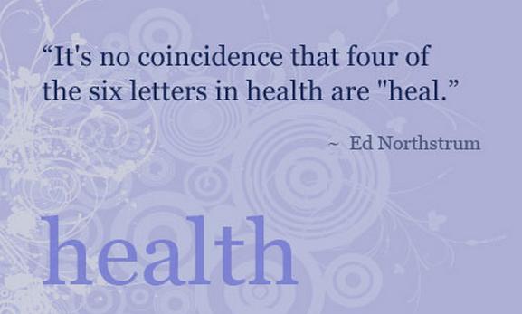 Health quote #2