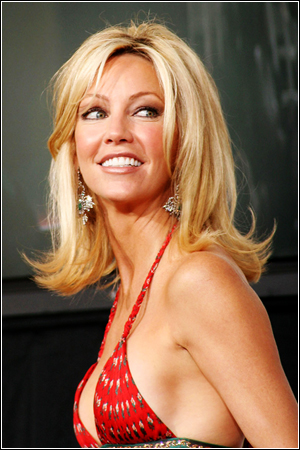 Heather Locklear's quote #4