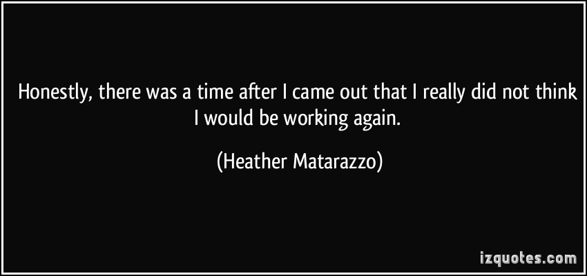Heather Matarazzo's quote #4