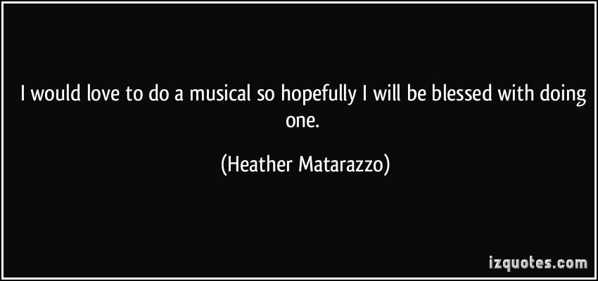 Heather Matarazzo's quote #2