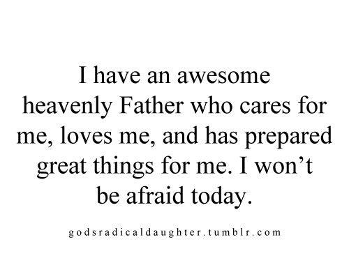 Heavenly Father quote #2