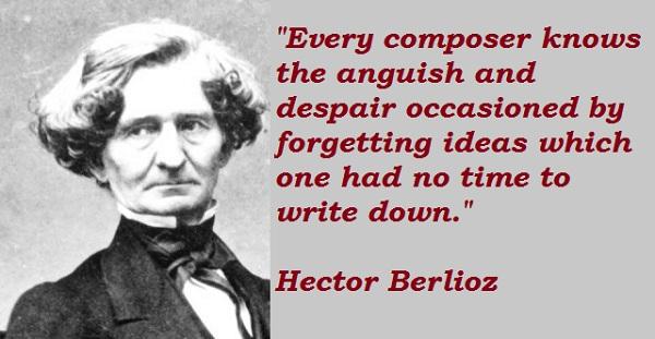 Hector Berlioz's quote #2