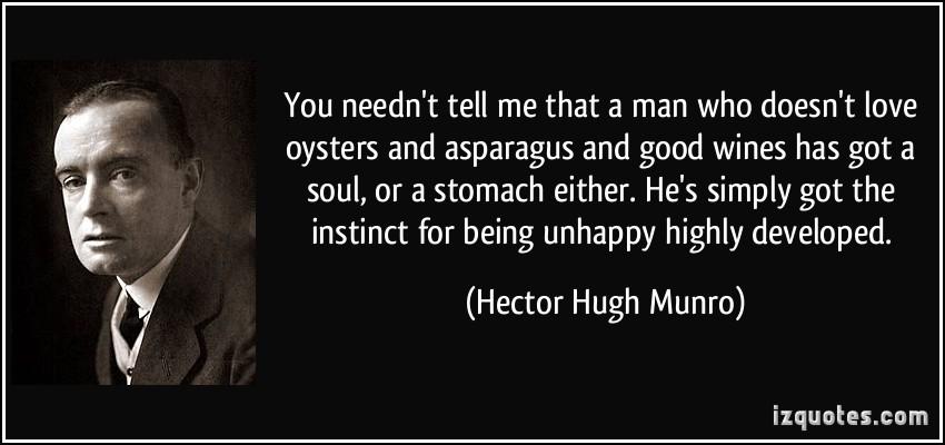 Hector Hugh Munro's quote #5