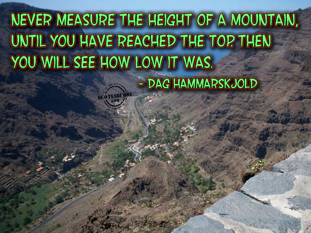Height quote #8