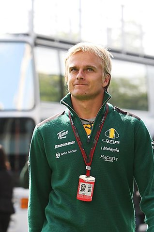 Heikki Kovalainen's quote #5
