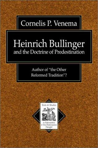 Heinrich Bullinger's quote