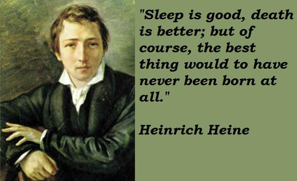 Heinrich Heine's quote #6